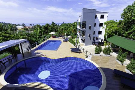 Two Bedroom Koh Lanta Apartment