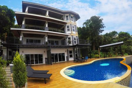 Three Bedroom Koh Lanta Apartment