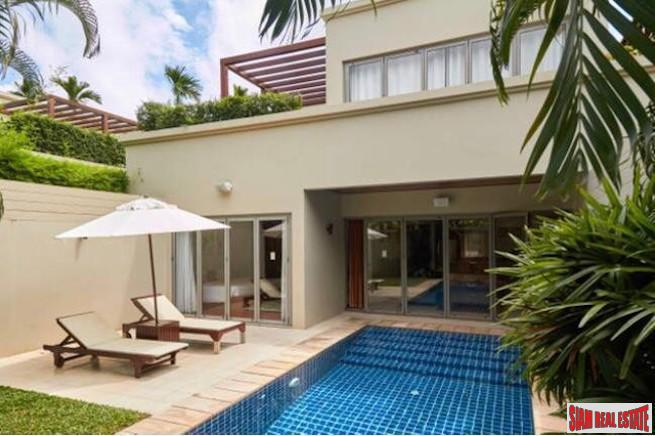 The Residence | Prime Two Bedroom Townhouse in Laguna only 700 meters to Bang Tao Beach