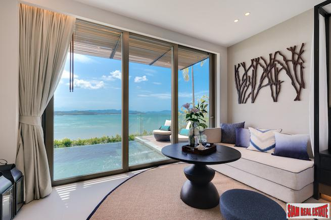 Breathtaking Sea Views from These New One Bedroom Pool Suites in Ao Phor, Phuket