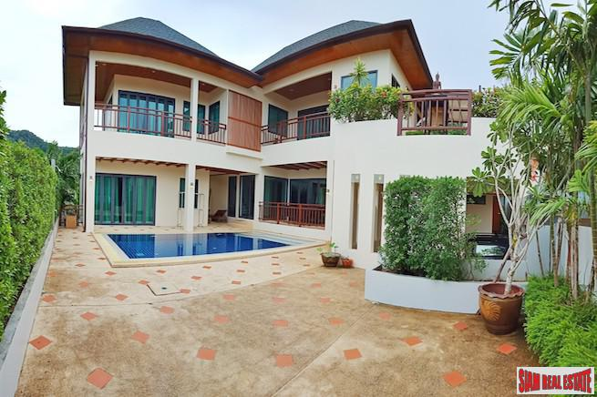 Exceptional Two Storey House with Pool in Rawai, Phuket