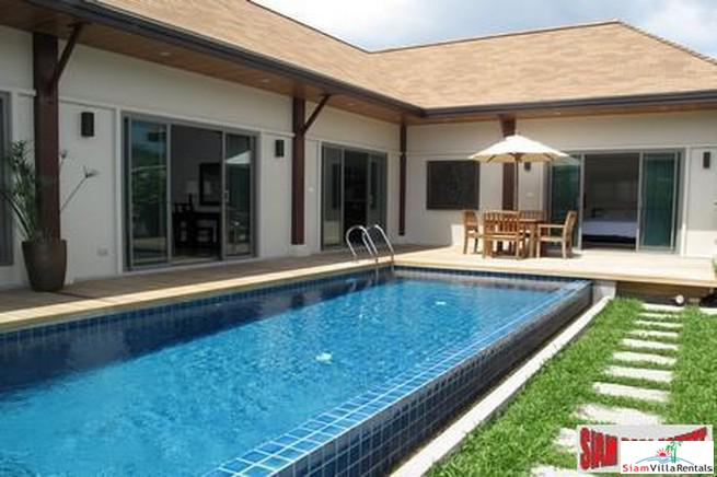 Exclusive Three Bedroom Pool Villa in Nai Harn, Phuket