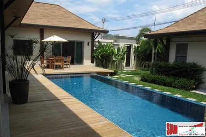 Exclusive Three Bedroom Pool Villa 2