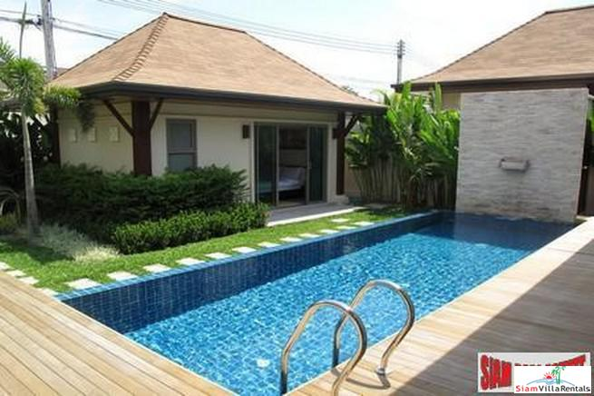 Exclusive Three Bedroom Pool Villa 5