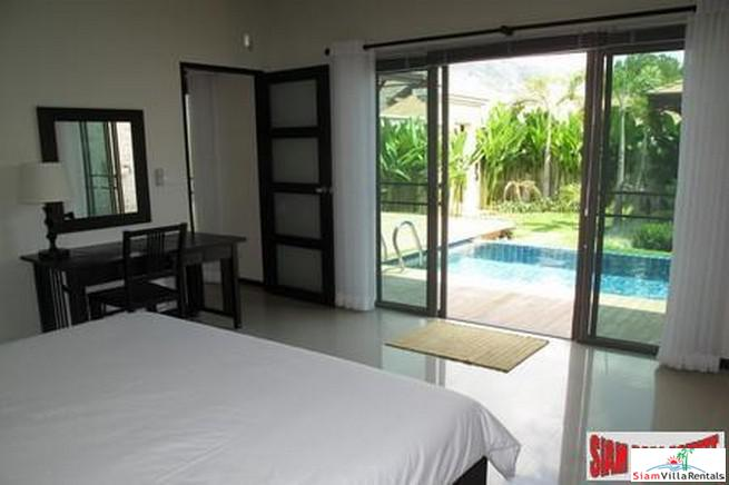 Exclusive Three Bedroom Pool Villa 6