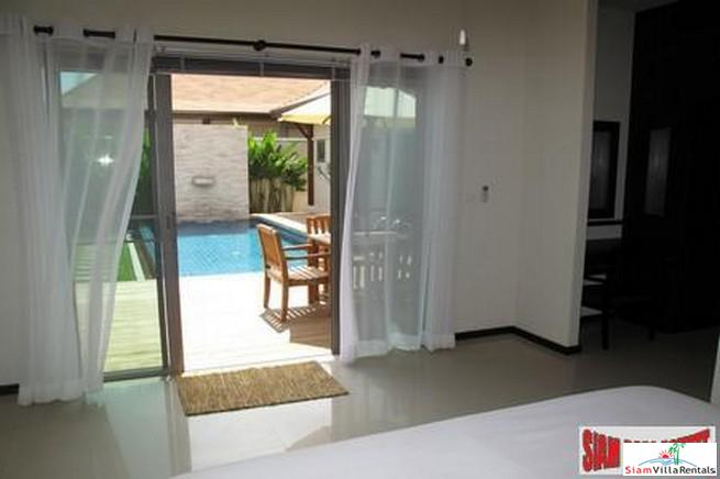 Exclusive Three Bedroom Pool Villa 7