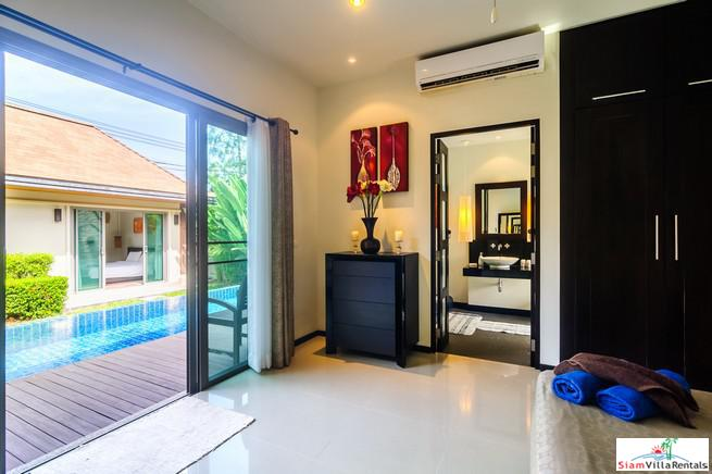 Private Three Bedroom Pool Villa 14