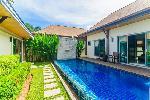 Private Three Bedroom Pool Villa in Exclusive Estate, Nai Harn, Phuket