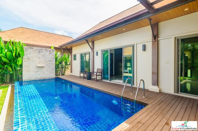 Private Three Bedroom Pool Villa 2