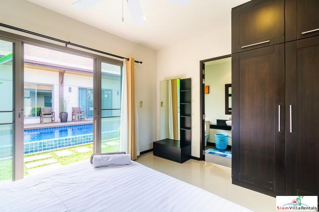 Private Three Bedroom Pool Villa 23