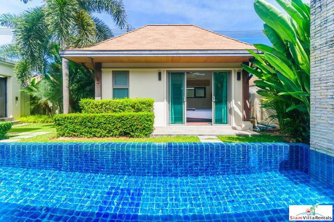 Private Three Bedroom Pool Villa 4