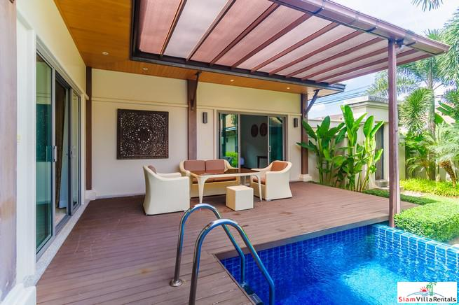 Private Three Bedroom Pool Villa 5