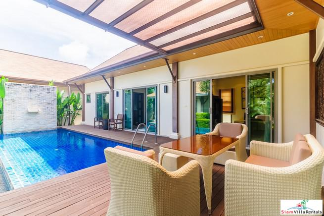 Private Three Bedroom Pool Villa 7