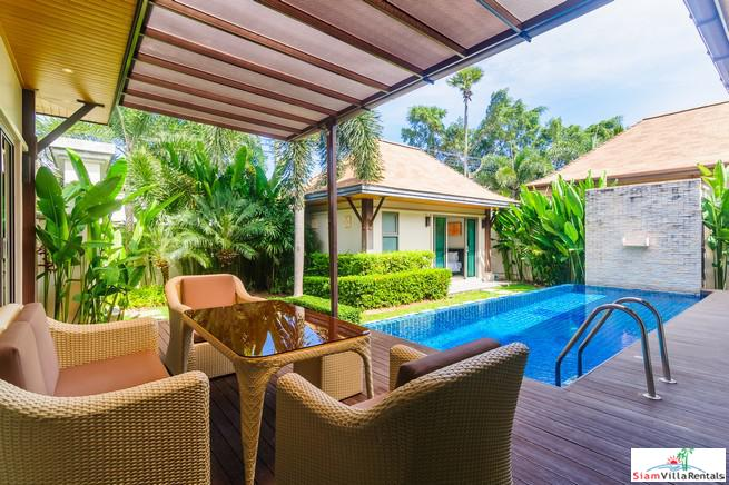 Private Three Bedroom Pool Villa 8