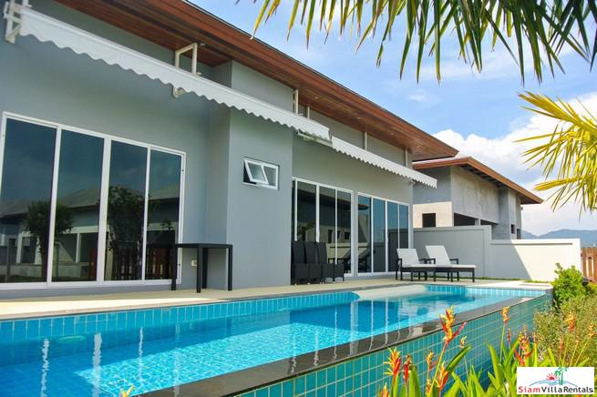 Three Bedroom Lake Side House for Rent in Thalang, Phuket