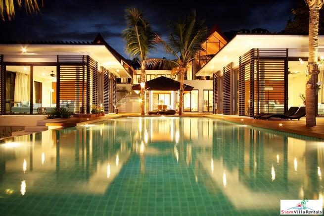 Masterpiece Villa with Breathtaking Sea Views in Cape Yamu, Phuket
