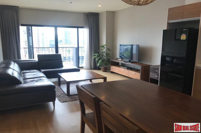 Two Bedroom Corner Unit with City Views on Sukhumvit 63