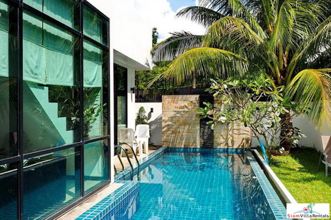 Pool Villa in Rawai for Rent, Great for Families