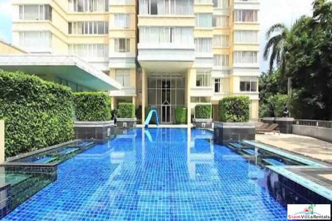 Large Two Bedroom Condo for Rent in Thong Lo
