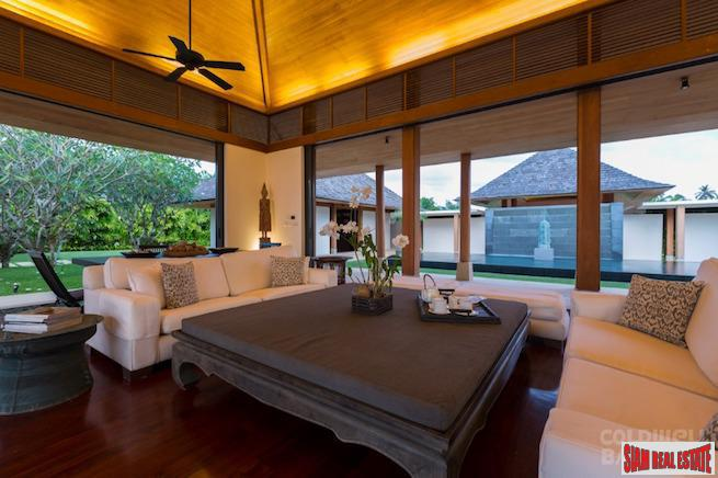 Spectacular Private Beach Front Villa 11