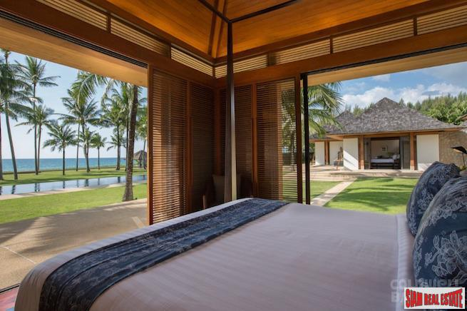 Spectacular Private Beach Front Villa 13