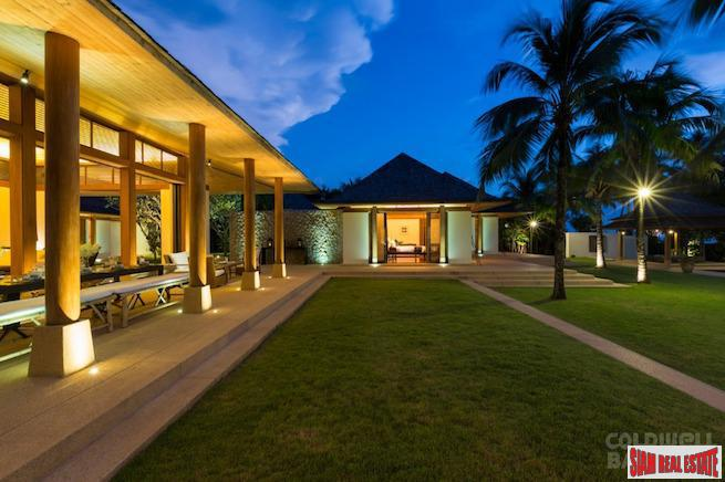 Spectacular Private Beach Front Villa 19