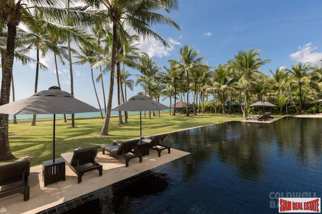 Spectacular Private Beach Front Villa 5