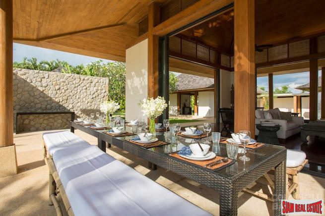 Spectacular Private Beach Front Villa 9