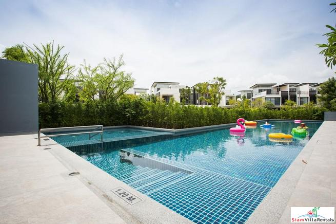 Three Storey Family Townhouse in Laguna, Phuket