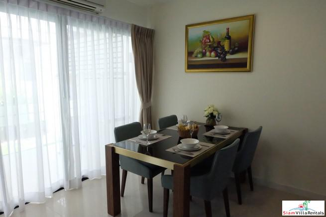 Large Cheerful Three Bedroom Townhouse 4