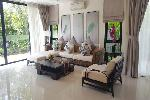 Tropical Four Bedroom Townhouse with Maids Quarters For Rent in Laguna