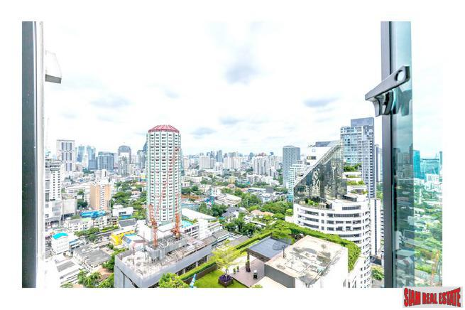 Breathtaking  270 Degree View from this Two Bedroom Condominium on Sukhumvit 59