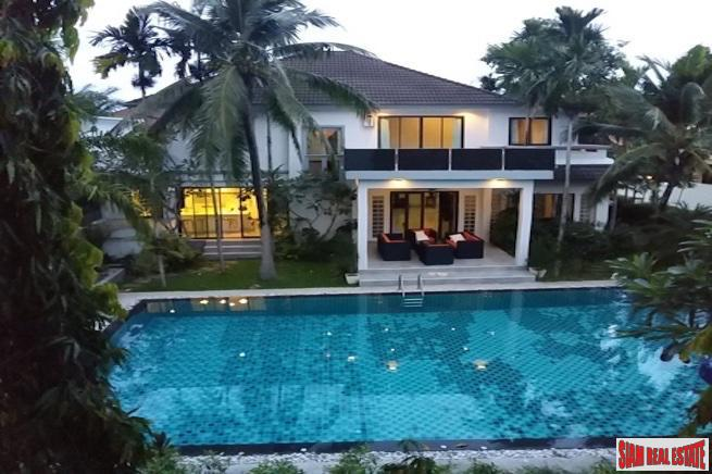 Five Bedroom Home with Private Pool and Extras in Chalong, Phuket