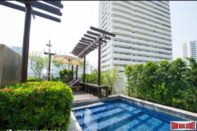49 Plus | Two Bedroom Corner Condominium for Sale  on Sukhumvit 49