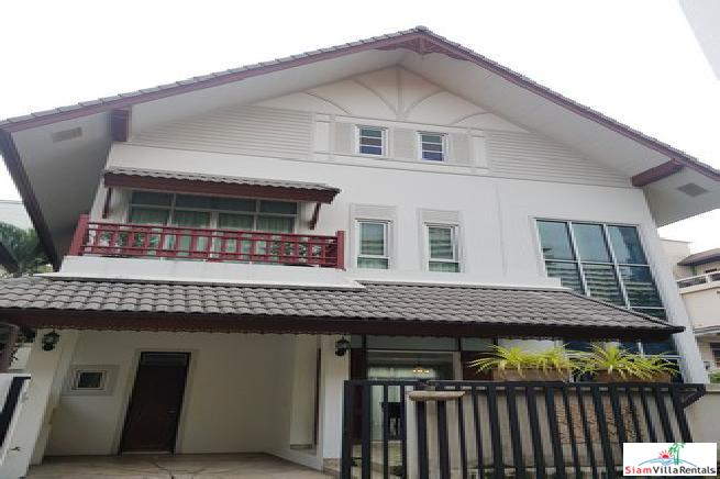 Single Three Storey Family House for Rent in Nana