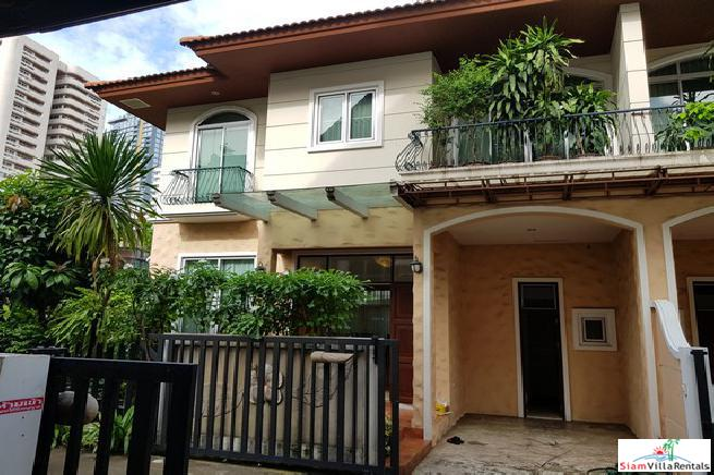 Three Bedroom, Two Storey Family House for Rent in Nana