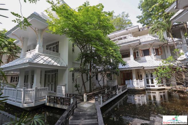 Colonial Style Four Bedroom Near the Chao Phraya River in the Dusit Area of Bangkok