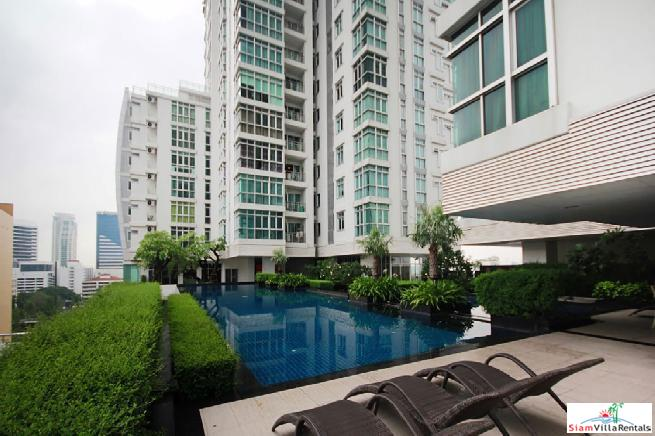 19th floor spacious 80 sqm 1-bedroom unit with amazing views of the city