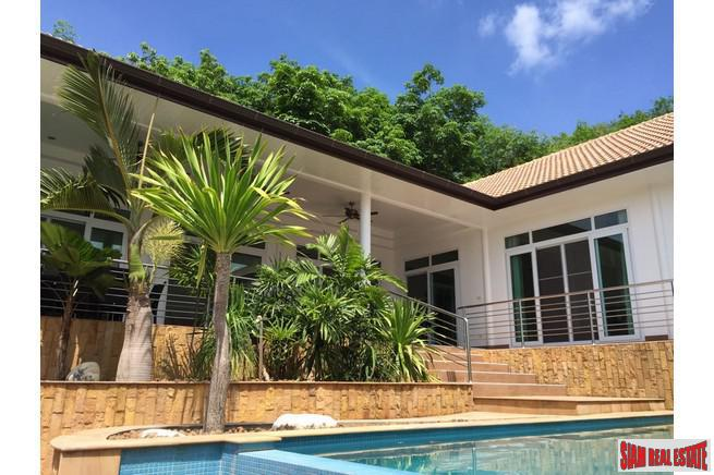 Spacious Four Bedroom Pool Villa Located in a Quiet Area of Rawai