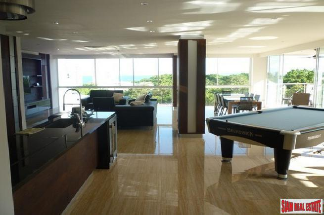 Luxurious 2 bedrooms Penthouse with Ocean views - Pratumnak Hill