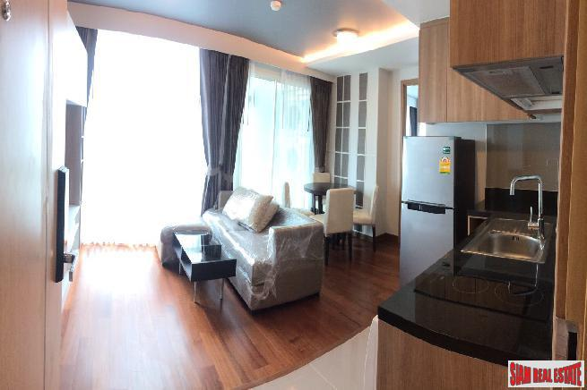 InterLux Premiere Sukhumvit 13 | Two Bed Corner Unit in Nana