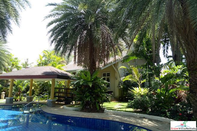 Furnished One Bedroom Tropical Oasis in Rawai, Phuket