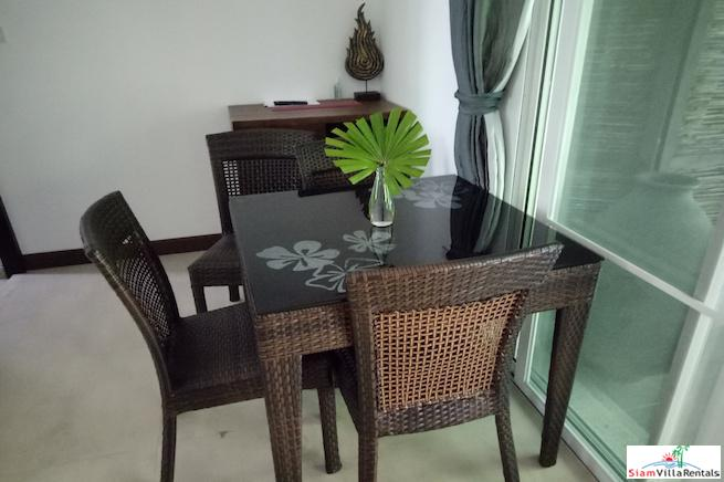Furnished One Bedroom Tropical Oasis 11