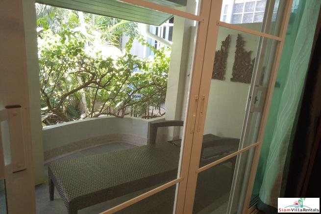 Furnished One Bedroom Tropical Oasis 19