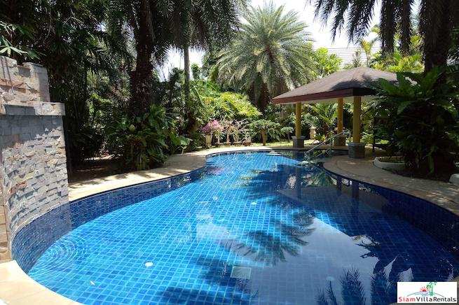 Furnished One Bedroom Tropical Oasis 3
