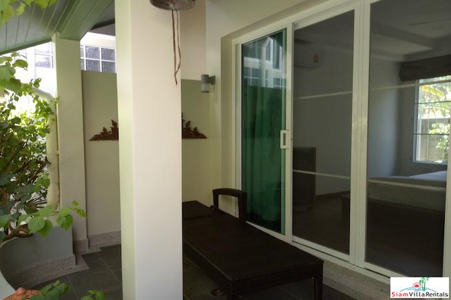 Furnished One Bedroom Tropical Oasis 7