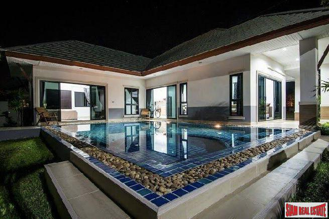 Beautiful Family House with Big Private Pool Villa