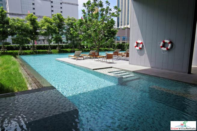 Bright and Modern Two Bedroom Condo with City Views on Sukhumvit 13