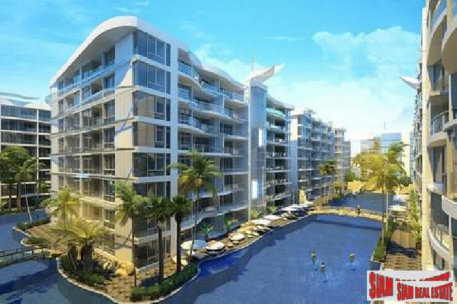 Brand New Luxury in The Heart of Pattaya City