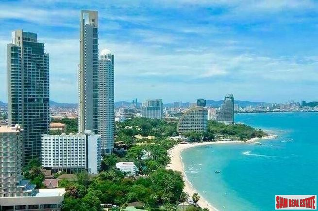 The BEST beachfront condominium in Pattaya